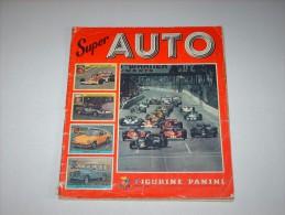 RAR Album PANINI 1977 IMAGE SUPER AUTO Automobile 181/200 Images Stickers Vignettes Car Races F1 RALLYE TOUT SCANNE - Edition Française