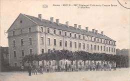 (19) Brive La Gaillarde - 126éme Régiment D'Infanterie Caserne Brune - Soldats Militaires Militaria - 2 SCANS - Brive La Gaillarde