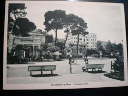 Francavilla A Mare Piazzale Sirena Usata 1937 - Italia