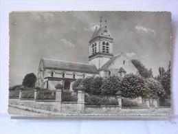 VIC SUR AISNE (02) - L'EGLISE - Vic Sur Aisne