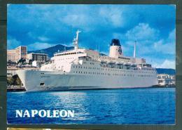 """Corse Ile De Beaute - Paquebot """"Napoléon""""   Ac8641 - Ferries"""