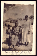 1936 FIGUEIRA DA FOZ. Postal Fotográfico. Old REAL PHOTO Postcard COIMBRA / PORTUGAL. - Aveiro