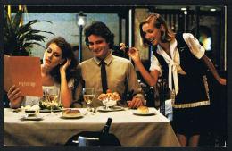USA POSTCARD DALLAS TEXAS - Fairmont Hotel Dallas -Brasserie-Paypal Free - Dallas