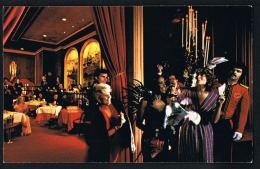 USA POSTCARD DALLAS TEXAS - Fairmont Hotel Dallas -Vnetian Room - Dallas