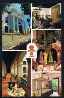 USA POSTCARD - OLD SAN JUAN -PUERTO RICO - Gran Hotel EL CONVENTO - Postcards