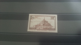 LOT 264012 TIMBRE DE FRANCE NEUF** N�260  LUXE