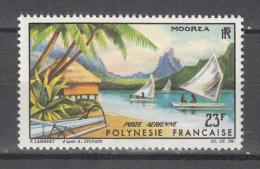 French Polynesia 1964,1V,ships.schepen,schiffe,navires,barcos,navi,READ/LEES,MNH/Postfris(D2202 - Ongebruikt