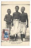 ///  CPA - Afrique - Souvenir De DJIBOUTI - Diablotins Somaiis  // - Djibouti