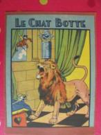 Le Chat Botté. 8 Pages. Vers 1930/40 - Books, Magazines, Comics