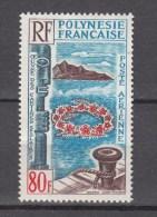 French Polynesia 1965,1V,flowers,bloemen,blumen,fleurs,flores,fiori,landscape,landschap,MNH/Postfris(D2203) - Ongebruikt