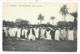 ///  CPA - Afrique - GUINEE - KONAKRY - CONAKRY - Fêtes Du Ramadan - Salam (1re Partie)   // - Guinée