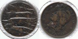 ARGENTINA 2 CENTAVOS PESO 1891 E1 - Argentina