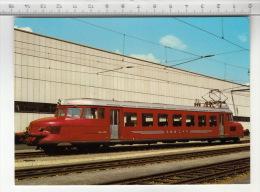 SBB CFF FFS - Flèche Rouge RAe 2/4  1002 / Roter Pfeil  RAe 2/4  1002 - Trains