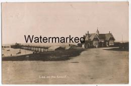 Lee On The Solent,Hampshire,c1900 .Postcard - Angleterre