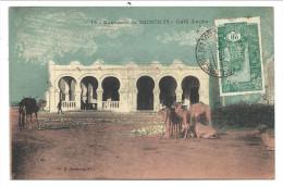 ///  CPA - Afrique - Souvenir De DJIBOUTI - Café Arabe   // - Djibouti