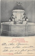 CAPVERN LES BAINS - 65 - Nouvelle Buvette - Les DONNEUSES D'Eau - ENCH** - - Otros Municipios