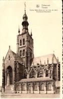 TIENEN - TIRLEMONT (3300) : Eglise Notre-Dame Au Lac (vue De Côté). Onze-Lieve-Vrouwkerk. CPSM Assez Rare. - Tienen