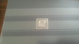 LOT 264065 TIMBRE DE FRANCE OBLITERE N�3 VALEUR 15 EUROS