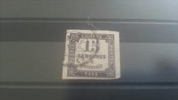 LOT 264066 TIMBRE DE FRANCE OBLITERE N�3 VALEUR 15 EUROS