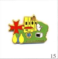 Pin�s Association - Lions Club / Biot Antipolis (06). Est Arthus Bertrand. Zamac. T379-15