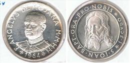MALTA SCUDO SAN JUAN BAUTISTA 1964 PLATA SILVER - Malta