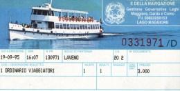 A 2170 - Navigazione Lago Maggiore