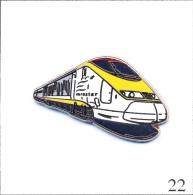 Pin´s Transport - TGV / Eurostar. Est Arthus Bertrand. Zamac. T379-22 - TGV