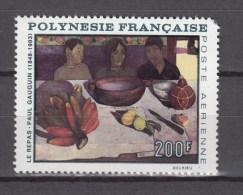 French Polynesia 1968,1V,paintings,schilderijen,gemälde,peintures,pinturas,quadri,READ/LEES.MNH/PostfrisA1706) - Frans-Polynesië