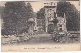 Pepinster, Entrée Du Château Des Mazures (pk19953) - Pepinster