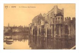 Belgique: Gent, Gand, Le Chateau Des Comtes (15-2376) - Gent