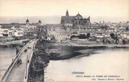 CORDOBA (Spanien) - VISTA DESDE LA TORRE DE CARRAOLA - Córdoba
