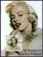 Marilyn MONROE - Sängerin, Schauspielerin, Film, Cinema - Block - Cantanti