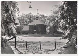 Hiver En Hautes Fagnes Baraque Michel La Chapelle Fischbach  ( Jalhay ) - Jalhay