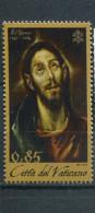 VATICAN / VATIKAN 2014. El Greco, 400th Anniversary Of Death, Art, Painting.  MNH (**) - Vatican