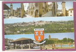 24.- BELVES  ( Tarte Toilée ) - Frankreich