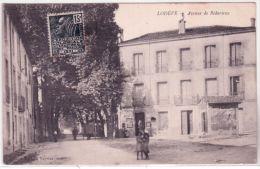 34- LODEVE - Avenue De Bédarieux -ed. Veyriac - Lodeve