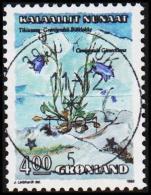 1990. Flowers Series II. 4,00 Kr. (Michel: 205) - JF175337 - Groenlandia