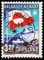 1989. Home Rule In Greenland. 3,20 Kr. Flerfarvet (Michel: 195) - JF175321 - Groenlandia