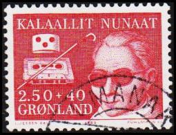 1983. Disabled Persons. 2,50 Kr. + 40 Øre Red (Michel: 142) - JF175286 - Groenlandia