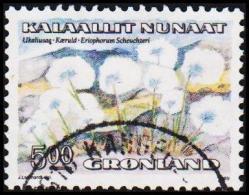1989. Flowers Series I. 5,00 Kr.  (Michel: 197) - JF175325 - Groenlandia