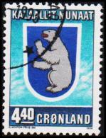 1989. Home Rule In Greenland. 4,40 Kr.  (Michel: 196) - JF175322 - Groenlandia