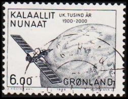 1985. 1000-års Series V. Year 1800-2000. 6,00 Kr.  (Michel: 158) - JF175298 - Groenlandia