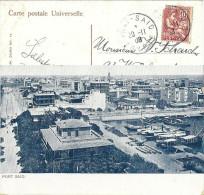 Port Said - Vue Générale            1908 - Port Said