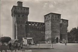 MODENA - SAN FELICE SUL PANARO - CASTELLO  - G - Modena