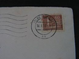 ==  Böhmen Mähren Cv. Prag 1943  Nach Limburg - Böhmen Und Mähren