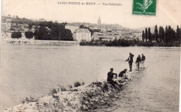 """ST PIERRE DE BOEUF """"vue Générale"""" - Other Municipalities"""