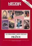 * * Catalogue NEUDIN - 1990 * * Les Meilleures Cartes Postales De France - Livres