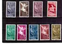 XX1949  -  SAHARA ESPANOL    /  SERIE NUOVA** MNH   /  CAT. Y.T. NR.  167/175 - Spaanse Sahara