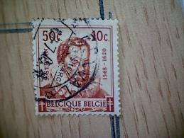 OBP 595 - Belgique