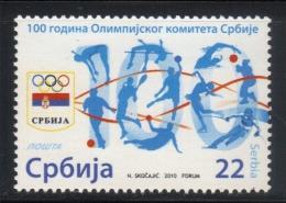 "Serbia,100 Years Of Serbian ""NOK"" 2010.,MNH - Servië"